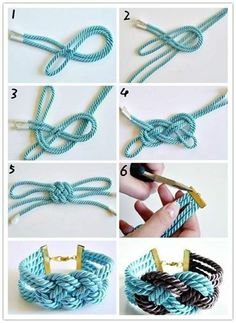 Bead crochet pattern ombre seed bead bracelet tutorial pdf beading master Class jewelry make necklace Crochet Rope tutorial geometric Macrame Bracelet Patterns, Macrame Patterns, Macrame Bracelets, Macrame Headband, Loom Bracelets, Macrame Jewelry, Silver Bracelets, Friendship Bracelets, Diy Bracelets Easy