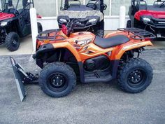 New 2016 Cfmoto CFORCE 400 ATVs For Sale in Indiana. 2016 CFMoto CFORCE 400, 2016 CFMoto CFORCE 400 A LOT OF HORSES FOR THE BUCK If you re looking for a snappy, responsive and fun unit for your family, the CFORCE 400 is the answer! And at $4499 you can get a couple of them!! Features may include: High intensity headlights Integrated rear running lights CVTech drive and driven clutches with engine break 5-gallon fuel tank Heavy-duty steel storages racks Multi-function Digital Dash with…