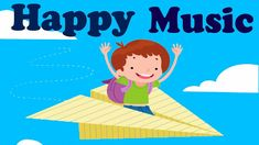 Happy Music For Kids - PLAYGROUND Jazz Music for Kids - MORNING MUSIC fo...