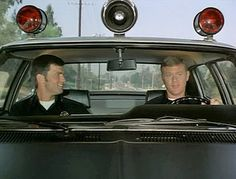 Adam-12  Officers Malloy and Reed 60's and 70's