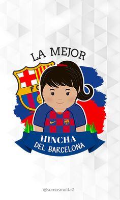 la mejor #Hincha del Barcelona   #celular #carcasatelefono #movil #carcasaMovil #somosMotta  #futbolEspañol #España Barcelona, Ideas Para, Mugs, Baby Birthday Parties, Shirts, Bebe, Tumblers, Barcelona Spain, Mug