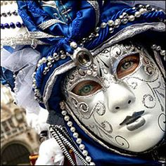 Carnaval de Veneza!