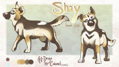 Shay+by+Colonels-Corner.deviantart.com+on+@DeviantArt