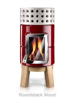 Stack stove, ahora todos podemos tener una chimenea en casa!!