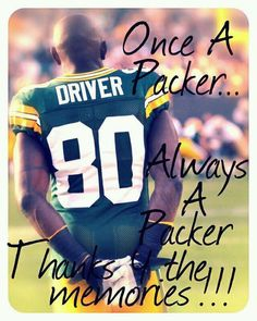 This video is a fine representation of Donald Driver and his career as a Green Bay Packer Packers Baby, Go Packers, Green Bay Packers Fans, Packers Football, Nfl Green Bay, Greenbay Packers, Packers Memes, Football Baby, Football Field