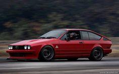 """bikesandcars: """"Alfa GTV V6 """""""