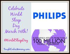 Celebrate World Sleep Day March 14th! @Philips Healthcare MEA #WorldSleepDay #Ad
