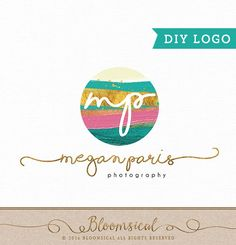 Branding Logo Design, Stationery Design, Packaging Design, Logos Cards, Circle Logos, Monogram Design, Photography Logos, Photoshop Design, Monogram Initials
