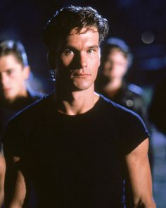 Patrick Swayze 299378 picture available as photo or poster, buy original products from Movie Market Patrick Swayze, Dirty Dancing, Hot Actors, Actors & Actresses, The Outsiders Darry, Die Outsider, Movie Market, Star Wars, Cinema Posters