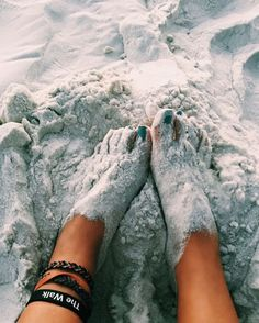feet in the sand    sand . beach . ocean . feet . pedicure . summer . wander . travel