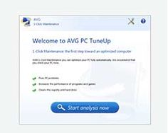 AVG | Fix your PC problems now with AVG PC TuneUp