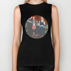 The zombie attack Biker Tank Zombie Attack, Vogue, Athletic Tank Tops, Biker, Tank Man, Mens Tops, Cotton, How To Wear, Stuff To Buy