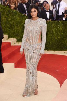 Kylie Jenner de Balmain
