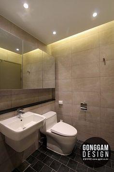 [40평대 아파트 인테리어] 광명 철산동 푸르지오 44평 아파트 ...