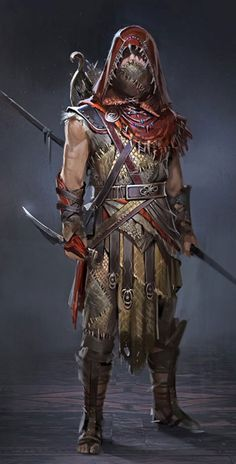 Red Armor Concept Art - Assassin's Creed Odyssey Art Gallery Red Armor Concept from Assassin's Creed Odyssey Dark Fantasy, Foto Fantasy, Fantasy Armor, Fantasy Men, Fantasy Character Design, Character Concept, Character Art, Assassins Creed Origins, Assassins Creed Odyssey