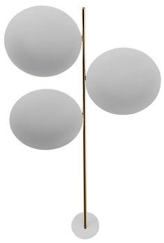Applique Lederam W3 / LED - H 58 cm