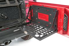 Tailgate Table Rack By K Rob Offroad American Expedition