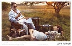 Louis Vuitton - Francis et Sofia Coppola