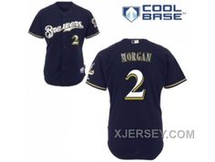 http://www.xjersey.com/mlb-milwaukee-brewers-2-morgan-dk-bluecool-base-discount.html MLB MILWAUKEE BREWERS #2 MORGAN DK BLUE(COOL BASE) DISCOUNT Only 32.17€ , Free Shipping!