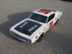 1969 Ford Torino Talladega NASCAR race car Boss 429 Powered