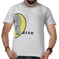 Cool Rhino shirt!