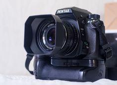 Bundle Pentax K-5 16.3MP Digital SLR + 50mm 1:1.7 lens + Grip ONLY 3,338 Clks! #Pentax