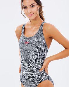 hot sale online 55291 4c8b5 70s Ritual Leaderback One Piece by Speedo Online   THE ICONIC   Australia  Speedo Swimsuits,