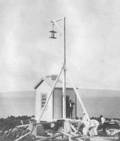 Minor light of Maui - Hanamanioa Lighthouse, Hawaii 1905