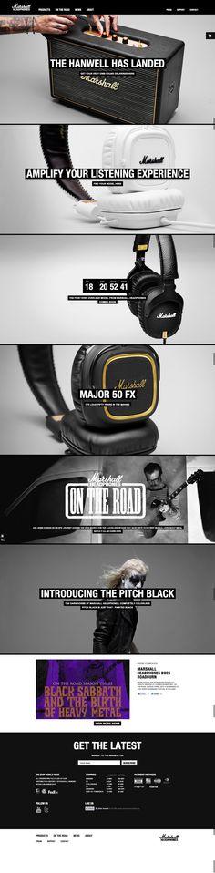 #Marshall headphones