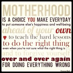 Motherhood <3 Moms