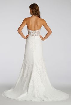 Bridal Gowns and Wedding Dresses by JLM Couture - Style 7653