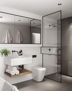 Modern Small Bathroom Design The Basic Components of Modern Bathroom Designs Modern Small Bathroom Design. Incorporating a modern bathroom design will give you a more … Modern Bathroom Design, Bathroom Interior Design, Bathroom Designs, Modern Bathrooms, Modern Sink, Bath Design, Modern Design, Modern Toilet, Luxury Bathrooms