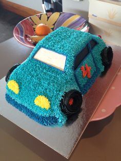 Coolest Car Birthday Cake Design In 2019 Cake Ideas