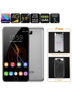 Oukitel K6000 Plus Android Phone