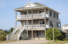 #193 Awesome Vacation Home in Kill Devil Hills! Includes 5 bedroom, Private Pool and discounted golf at Kilmarlic Golf Course!