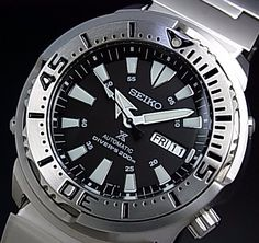 BEST QUALITY WATCHES - Seiko Prospex Automatic Divers SRP637K1, £294.99 (http://www.bestqualitywatches.co.uk/seiko-prospex-automatic-divers-srp637k1/)