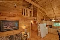 Hidden Pond Hideaway 80 Cabin In Pigeon Forge Tn Maples