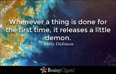 Emily Dickinson Quotes - BrainyQuote