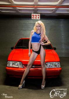 lena jolina mustang photo