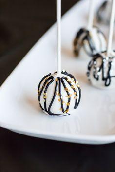 butterscotch cake pops