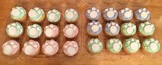 Cake Paw Cupcakes