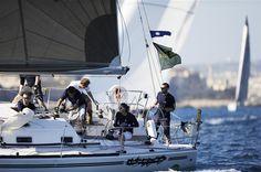 Bongani on the Middle Sea Race - Coastal Race - Malta