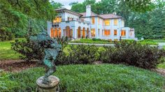 'Atlanta's Great Gatsby House' sells for whopping $7.2M #realestateagent #realestatemarket #realestate #investinGA