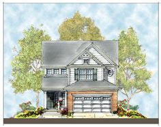 Traditional   House Plan 66421