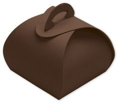 Food and Gourmet Boxes - Brown Single Truffle Totes, 1 1/2 x 1 1/2 x 1 1/4' (50 Boxes) - BOWS-65-STT-BR >>> See this great product.