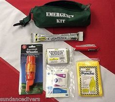 Small Roll Bag Kit Emergency Tactical Disaster Survival Bug Outbag Mayday for sale online