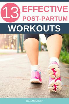 Lose the baby weight with any of these 13 postpartum workouts. Find out how soon can you exercise postpartum and what to look for in postpartum workouts. Postpartum Workout Plan, Postpartum Recovery, Advice For New Moms, Mom Advice, Gentle Parenting, Parenting Advice, Thing 1, Mentally Strong, Workout For Beginners
