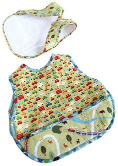 Sewing Gifts For Kids Fabulous Fifties Bib Sewing Class, Love Sewing, Sewing Projects For Kids, Sewing For Kids, Sewing Ideas, Baby Bibs Patterns, Sewing Patterns, Clothes Patterns, Dress Patterns