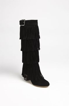 Even if I had a job I couldn't afford these. :( Love them! B Brian Atwood 'Palazzo' Boot | Nordstrom