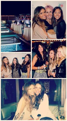 A few sneak peeks from the Toned Up on Bravo Premier Party!